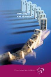 12 Rapport Bescherming Vitale Infrastructuur Omslag - NIFV