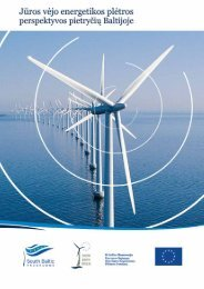 5 - South Baltic Offshore Wind Energy Regions