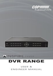 DVR RANGE - COP Security