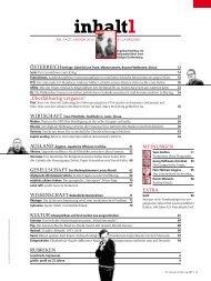inhalt1 - Profil Online