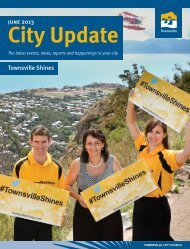 june 2013 - Townsville City Council - Queensland Government