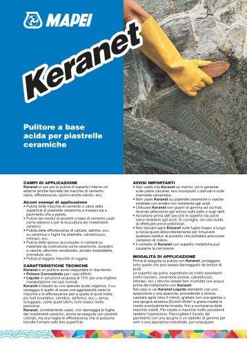 KERANET - Mapei