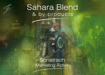 Sahara Blend & by-products
