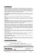 BALTIC 256 (Version SPRINKLER) NOTICE D'INSTALLATION MISE ... - Page 6