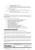 BALTIC 256 (Version SPRINKLER) NOTICE D'INSTALLATION MISE ... - Page 7
