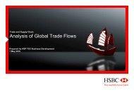 Regional Trade Flows