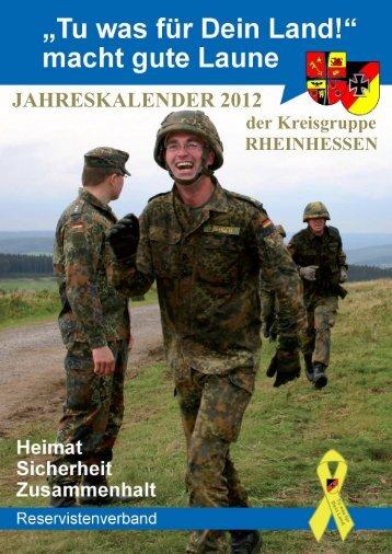 Die Kreisgruppe Rheinhessen - Verband der Reservisten der  ...