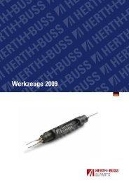 Werkzeuge 2009 - Krautli