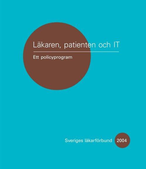 IT i vården - Sveriges läkarförbund