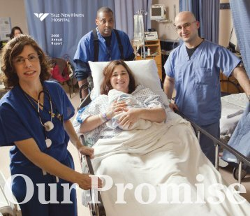 2008 Annual Report - Yale-New Haven Hospital