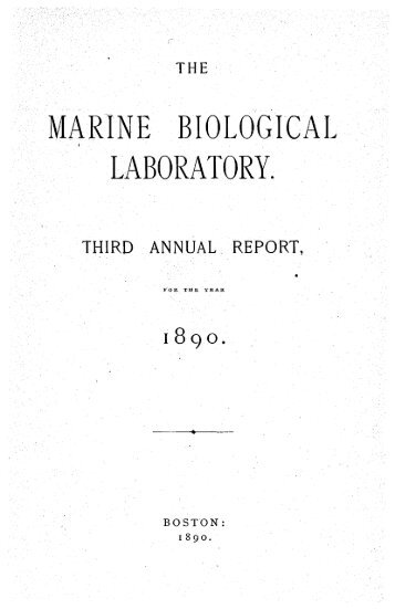 View/Open - HPS Repository - Marine Biological Laboratory