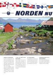 Nr. 1 - januar 2011 - Foreningen Norden