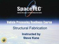 Structural - SpaceTEC