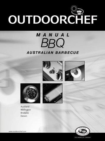 Bedienungsanleitung - BBQ-Shop24