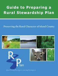 Rural Stewardship - Island County Government