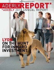 Aderly annual report 2010