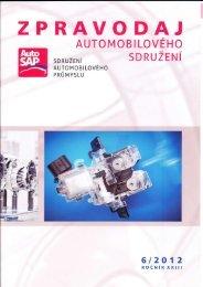 Zpravodaj automobilového sdružení (pdf) - motor jikov cng