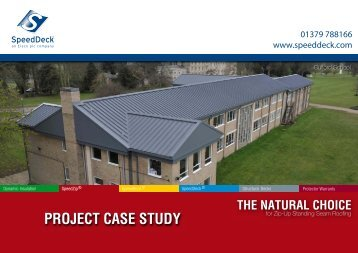 SpeedZip Culford School Case Study
