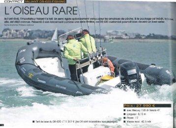 L'OISEAU RAR - Brunswick Marine