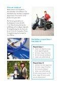 Köra moped? Nya regler från 1 oktober 2009 - Transportstyrelsen - Page 3