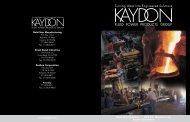 Kaydon Fluid Power - Ap Ltd.