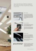 En helt ny generation af ovenlysvinduer - Velux - Page 5