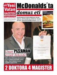 haber - Yeni Vatan Gazetesi Online