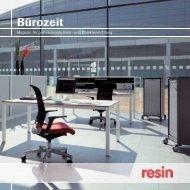 Bürozeit - resin GmbH