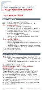 programme poche FR_PROGRAMME DE POCHE - AFTES - Page 6