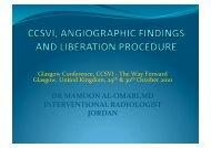 dr mamoon al‐omari,md interventional radiologist jordan - Essential ...