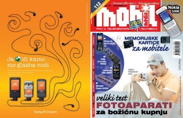 Pročitaj ovaj broj On-line - Mobil.hr
