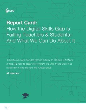 Grovo-K12-Report-Card-Whitepaper