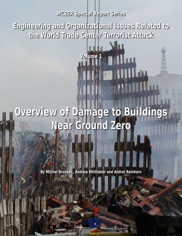 Overview of Damage to Buildings Near Ground Zero Overview of ...