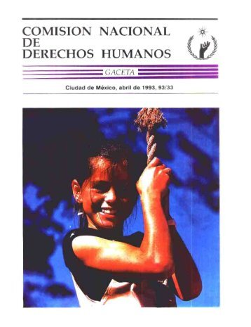 COMISION NACIONAL DE DERECHOS HUMANOS - Comisión ...