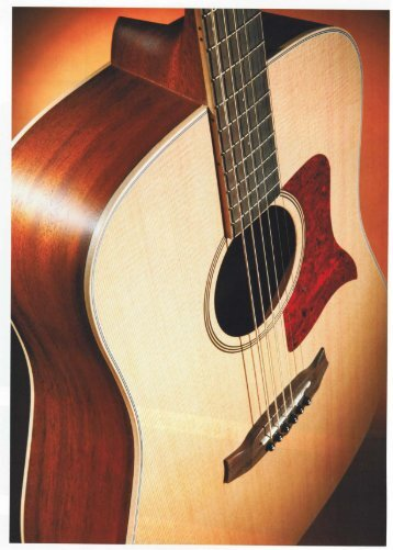 "Page 1 Page 2 'I'WIS-UP ACOUSTIC GUITAR £399 ""mw ..."