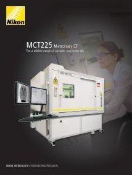 MCT225 - Nikon Metrology
