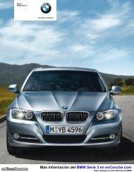 Catálogo del BMW Serie 3 en pdf - enCooche.com
