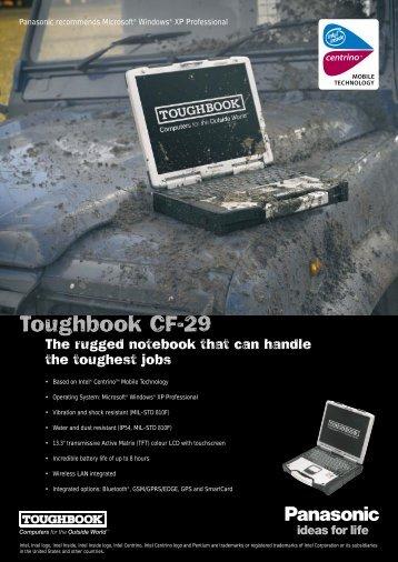Toughbook CF-29