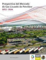 Prospectiva del Mercado de Gas Licuado de Petróleo 2012-2026