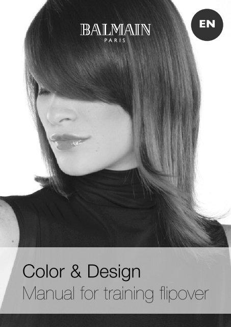 Color&design; flipover manual 05 - Balmain Hair