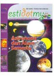 Astronomi dan Alam Semesta - Akademi Sains Malaysia