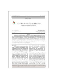 Proposed FDI in Multi-Brand Retailing:Will it ... - Review of Research