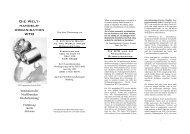 WTO-Booklet deutsch - attac Marburg