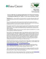 Farm Credit Now Accepting Applications For Financial Training ...