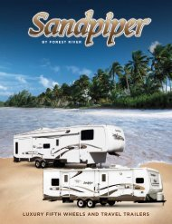 luxury fifth wheels and travel trailers - Rvguidebook.com