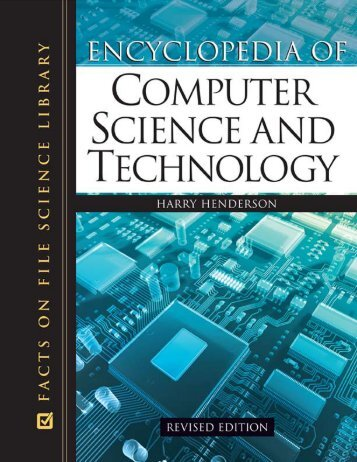 Encyclopedia of Computer Science and Technology - Home