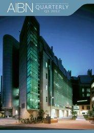 2012 Quarter 1 - Australian Institute for Bioengineering and ...