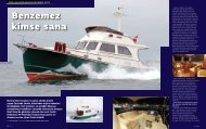 Carianda Endurance 40 Fly - Marina Deniz Araçları