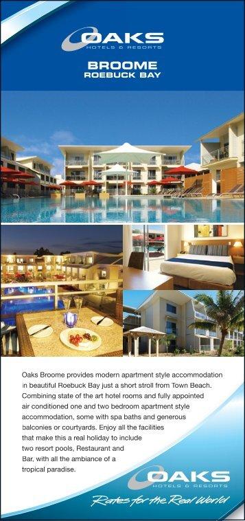 BROOME - Oaks Hotels & Resorts