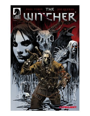 The Witcher 01 - 05 end